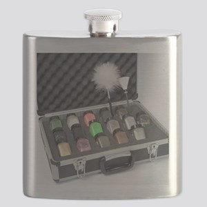 Forensic dusting kit Flask
