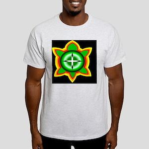 SOUTHEASTERN TRIBAL TURTLE Light T-Shirt