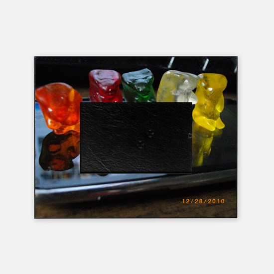 Gummy Bear Friends Picture Frame