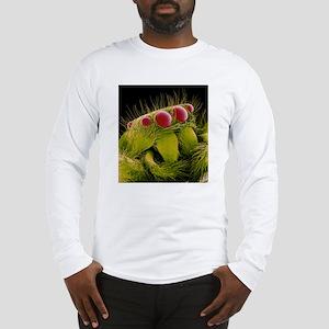 Jumping spider, SEM Long Sleeve T-Shirt