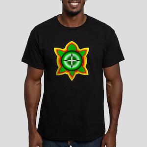 SOUTHEASTERN TRIBAL TU Men's Fitted T-Shirt (dark)
