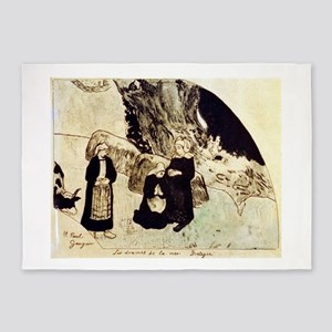 Les Drames de la Mer, Bretagne - Paul Gauguin - 18