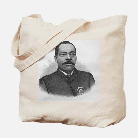 Granville Woods, US inventor Tote Bag