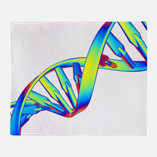 DNA Throw Blanket