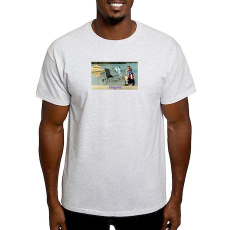 Gardner Martin Ash Grey T-Shirt