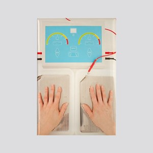 Iontophoresis for excess sweating Rectangle Magnet