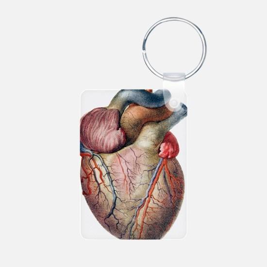Heart Keychains