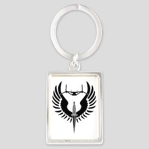 AFSOC Osprey Portrait Keychain