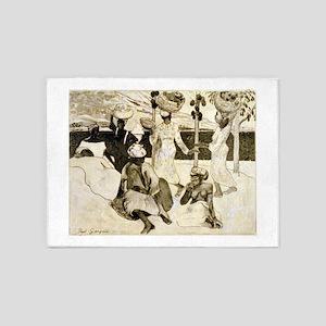Les Cigales Et Les Fourmis - Paul Gauguin - 1889 5