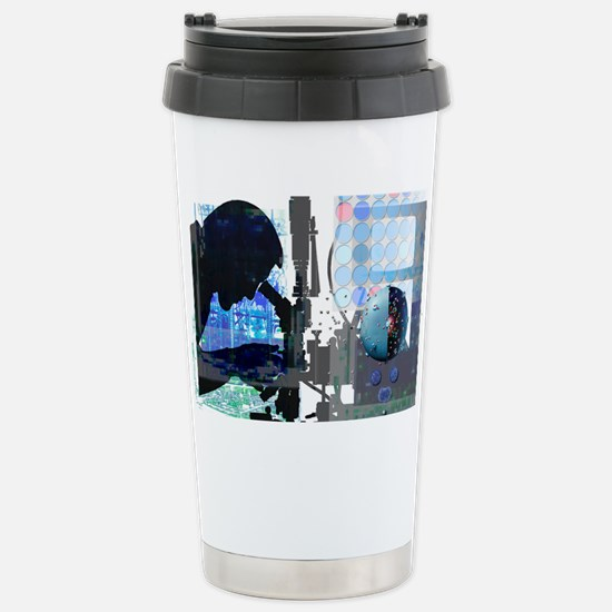 Biotechnology research Stainless Steel Travel Mug