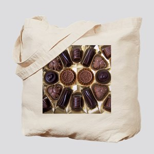 Assorted chocolates Tote Bag