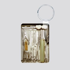 Instruments used in orthop Aluminum Photo Keychain