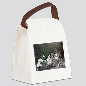 Lealtad - Francisco Goya - c1825 Canvas Lunch Bag