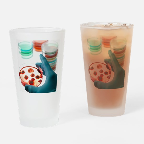 Microbiology research Drinking Glass
