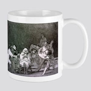 Lealtad - Francisco Goya - c1825 Mugs