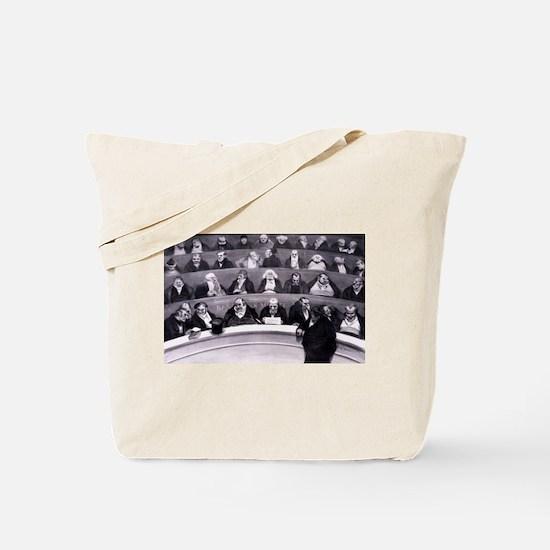 Le ventre legislatif, 1834 - Honore Daumier - 1834