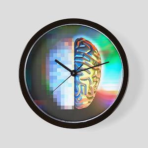 Alzheimer's disease Wall Clock