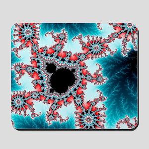 Mandelbrot fractal Mousepad