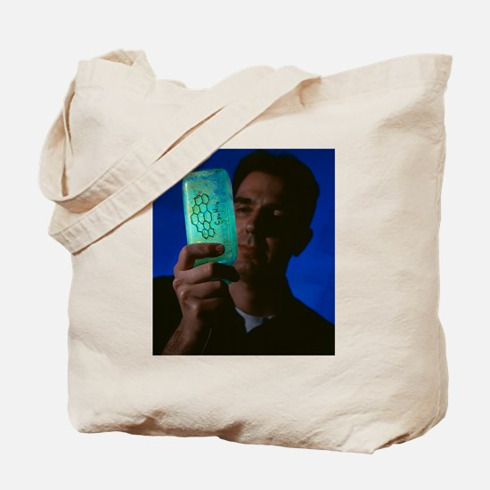 Astrochemistry product Tote Bag