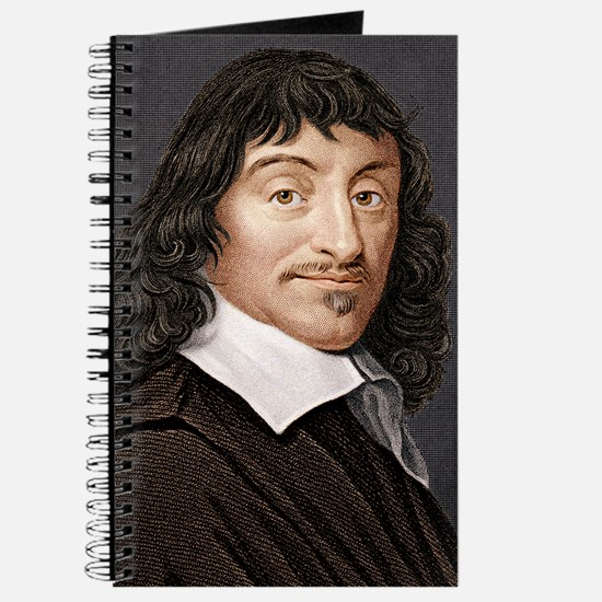 Rene Descartes, French mathematician Journal