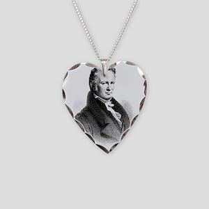 Alexander von Humboldt, Germa Necklace Heart Charm