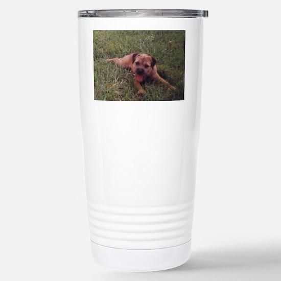 BT puppy Stainless Steel Travel Mug
