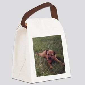 BT puppy Canvas Lunch Bag