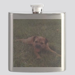 BT puppy Flask
