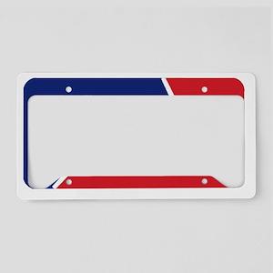 Major League Assault Large License Plate Holder