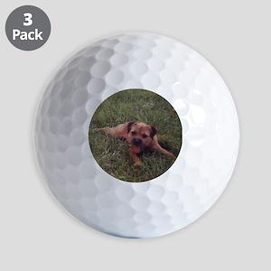 BT puppy Golf Balls