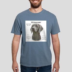 Weimaraner Mens Comfort Colors Shirt
