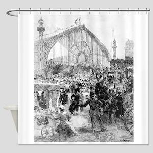 Le Palais de Machines - Auguste Lapere - 1889 Show