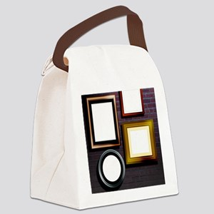 Alzheimer's disease, conceptual i Canvas Lunch Bag