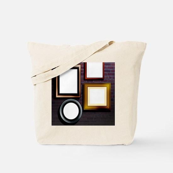 Alzheimer's disease, conceptual image Tote Bag