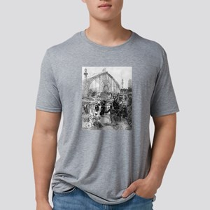 Le Palais de Machines - Auguste Lapere - 1889 T-Sh