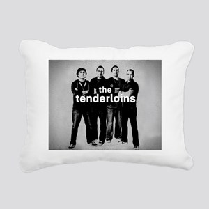 The Tenderloins Rectangular Canvas Pillow