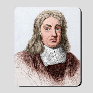 Thomas Sydenham, English physician Mousepad