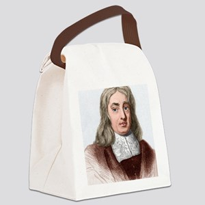 Thomas Sydenham, English physicia Canvas Lunch Bag