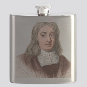 Thomas Sydenham, English physician Flask