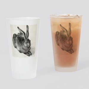 Young hare, by Durer Drinking Glass