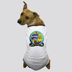 uss lyman k. swenson patch transparent Dog T-Shirt
