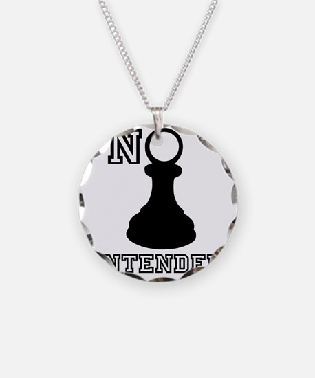 No Pawn Intended Necklace