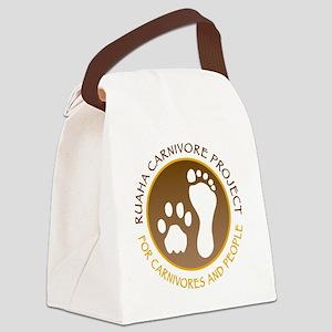 RCP logo Canvas Lunch Bag