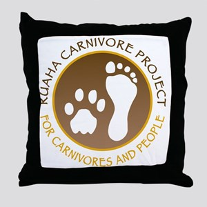 RCP logo Throw Pillow