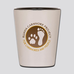 RCP logo Shot Glass
