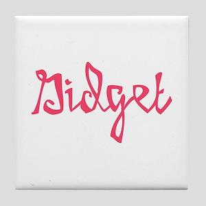 Gidget Tile Coaster