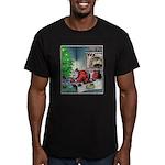 Santa burnt T-Shirt