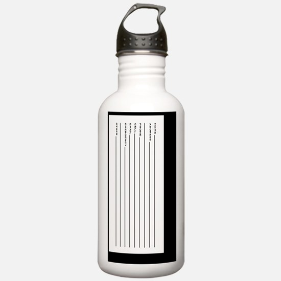 BCLuggLargeID Water Bottle