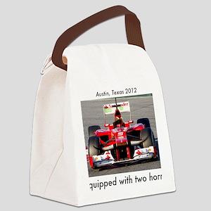 2012 U.S. Grand Prix Canvas Lunch Bag