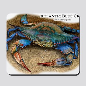 Atlantic Blue Crab Mousepad